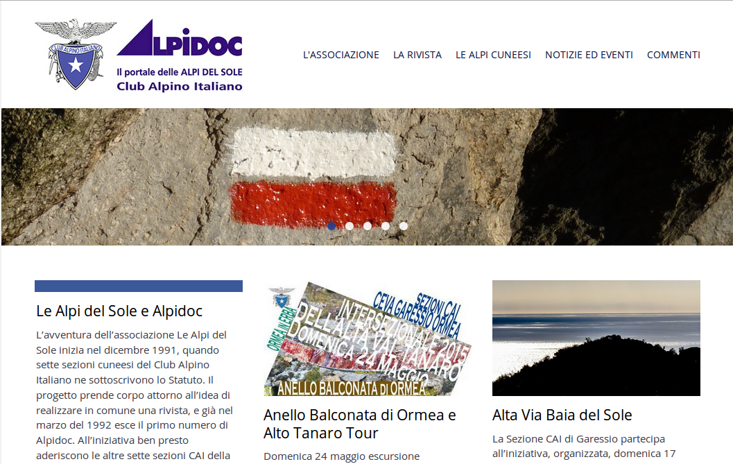 Alpidoc web